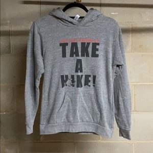 Long Trail Brewery Pull Over Hoodie